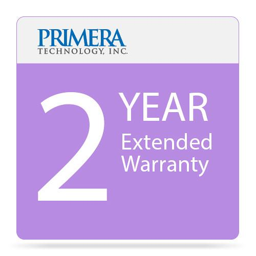 Primera 2-Year Warranty Extension for Bravo 4100 Printer 90224