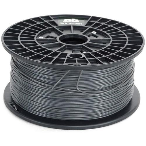Printrbot 1.75mm PLA Filament (1.1 lb, Gun Metal Grey) PBGREYP