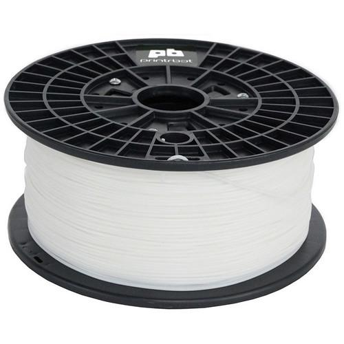 Printrbot 1.75mm PLA Filament (1.1 lb, Snow White) PBWHITEP