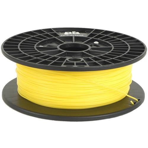 Printrbot 1.75mm PLA Filament (1.1 lb, Yellow) PBYELLOWP