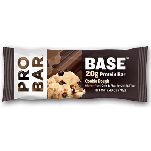 PROBAR Base Protein Bar (Cookie Dough, 12-Pack) PB-853152100-469