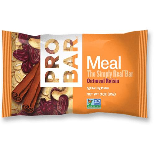PROBAR Meal Bar (Oatmeal Raisin, 12-Pack) PB-853152100-575