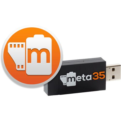 Promote Systems Meta35 Metadata Module for Nikon Film M35-N-1