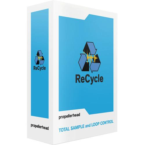 Propellerhead Software ReCycle 2.2 - Loop Editing 400220310