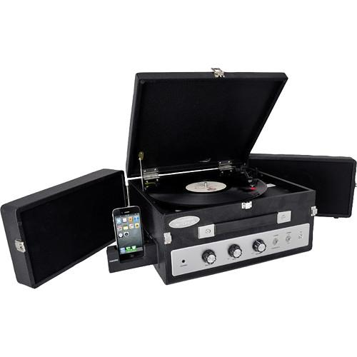 Pyle Pro PLTTB8UI Vinyl Turntable Record Player PLTTB8UI