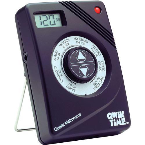 User manual qwik tune qt3 qwik time metronome qt3 | pdf-manuals. Com.