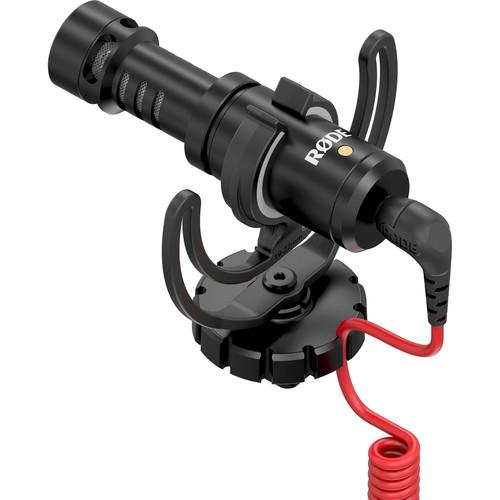 Rode VideoMicro Compact On-Camera Microphone VIDEOMICRO