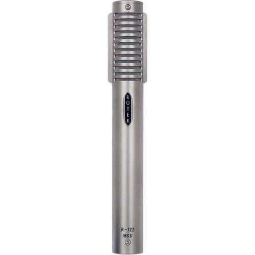 Royer Labs R-122 MKll Active Ribbon Microphone R-122 MKLL