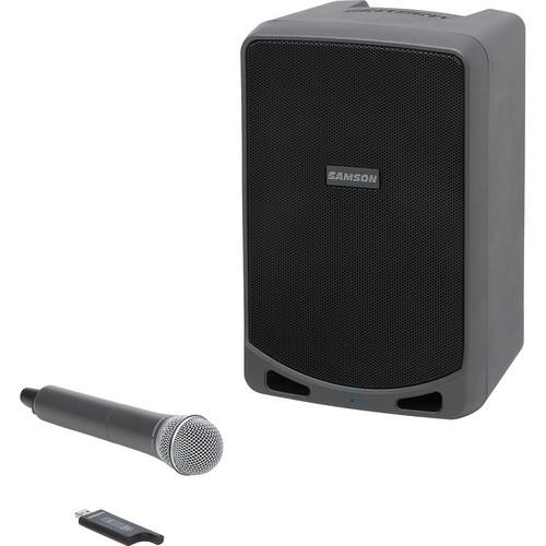 Samson Portable PA Kit with Wireless Headset Microphone
