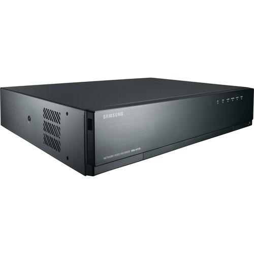 Samsung 16-Channel NVR with PoE Switch (16TB) SRN-1673S-16TB