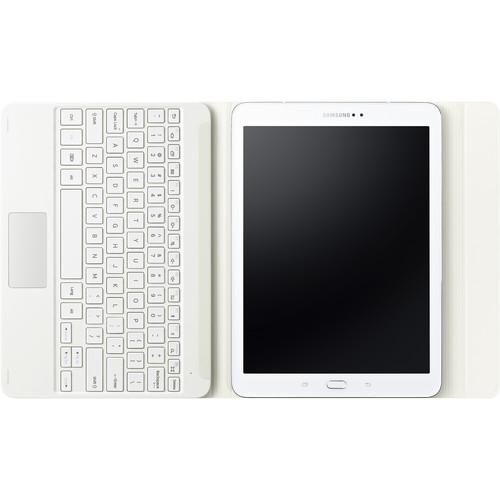 Samsung Bluetooth Keyboard Cover for Galaxy Tab EJ-FT810UWEGUJ