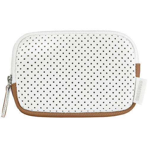 Samsung Carrying Case for WB50F (White) EA-CC3UWB2N