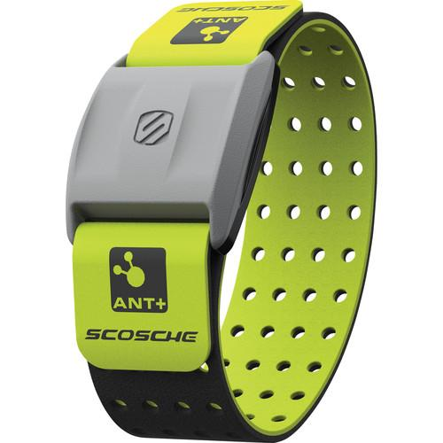 Scosche Rhythm  Heart Rate Activity Monitor (Green) RTHM1-9GN