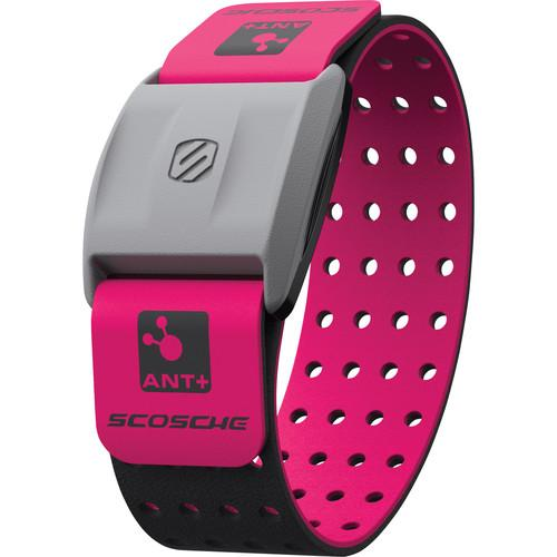 Scosche Rhythm  Heart Rate Activity Monitor (Pink) RTHM1-9PK