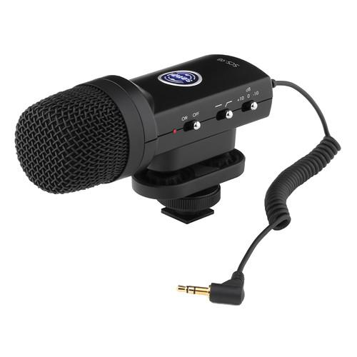 Senal SCS-98 DSLR/Video Stereo Microphone & Custom SCS-98-KI