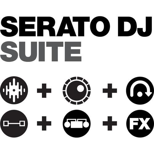 Serato DJ Suite - All-In-One DJ Software Bundle 10-15219