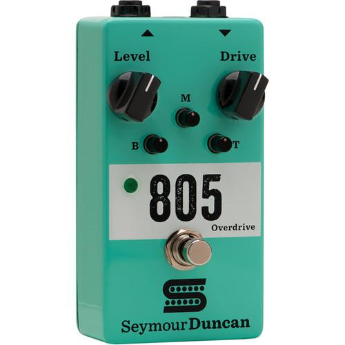 Seymour Duncan  805 Overdrive Pedal 11900-004