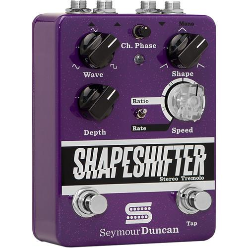 Seymour Duncan Shapeshifter Stereo Tremolo Pedal 11900-005