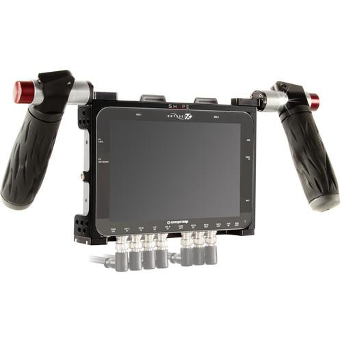SHAPE Odyssey 7Q  Monitor Cage Kit with Handles 7Q HAND