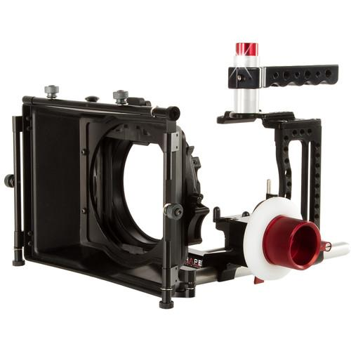 SHAPE XC10KIT XC10 Camera Cage, Mattebox, and Follow XC10KIT