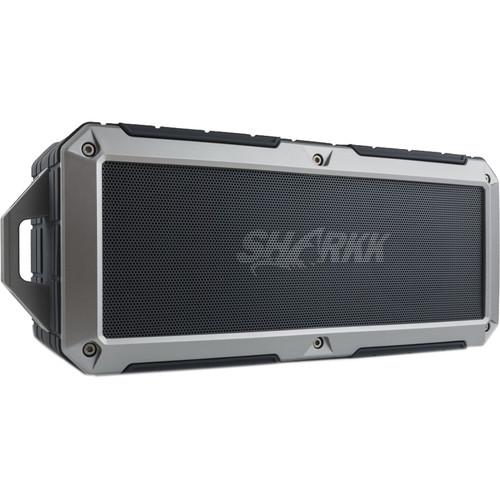 SHARKK 2O Waterproof Bluetooth Wireless Speaker SP-SK896WTR-GRY