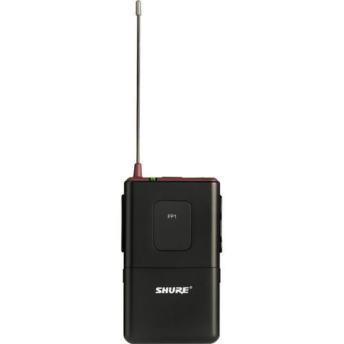 Shure FP1 Wireless Bodypack Transmitter with Wireless FP135=-J3