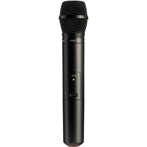 Shure FP2 Wireless Handheld Transmitter FP25/VP68=-J3