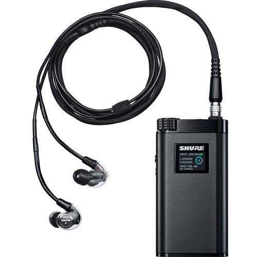 Shure KSE1500 - Electrostatic Earphone System KSE1500SYS-US