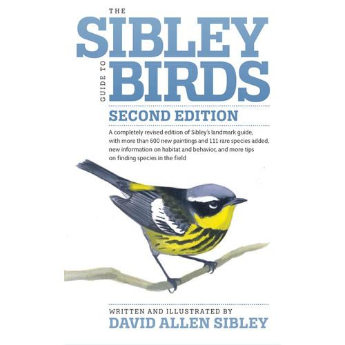 Sibley Guides Book: Guide to Birds (2nd Edition) 9780307957900
