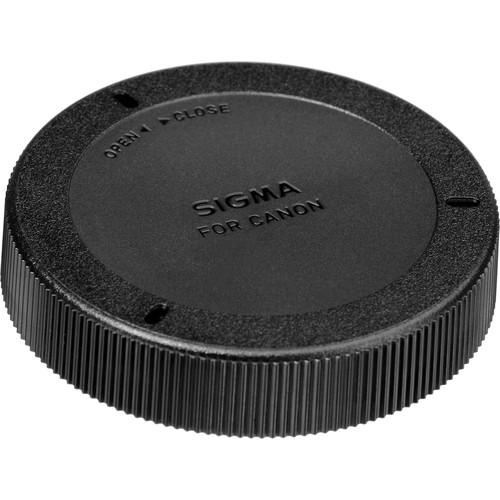 Sigma Rear Cap LCR II for Canon EF Mount Lenses LCR-EO II