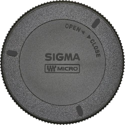Sigma Rear Cap LCR II for Micro 4/3 Mount Lenses LCR-MFT II