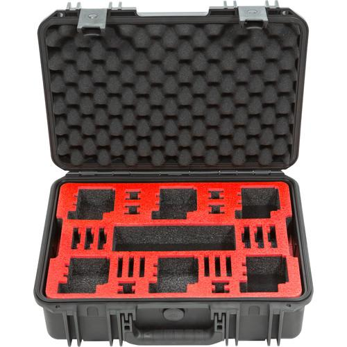 SKB iSeries 1711-6 Waterproof Dual Layer Case for 6 3I-1711-6GP6