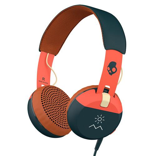 Skullcandy Grind Headphones with Single-Button S5GRHT-467
