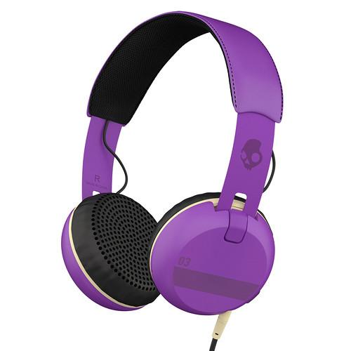 Skullcandy Grind Headphones with Single-Button S5GRHT-468
