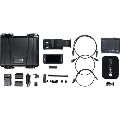 SmallHD Sidefinder 501 Production Kit EVF-501-KIT1