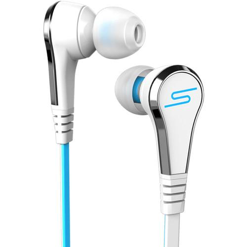 SMS Audio EBV2 - In-Ear Wired Sound Headphones SMS-EBV2-WHT
