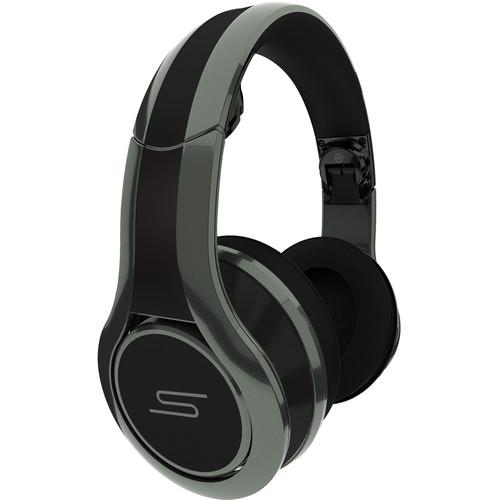 SMS Audio Street by 50 Wired DJ Headphones (Gray) SMS-DJ-GRY