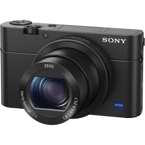 Sony Cyber-Shot DSC-RX100 IV Digital Camera Deluxe Kit