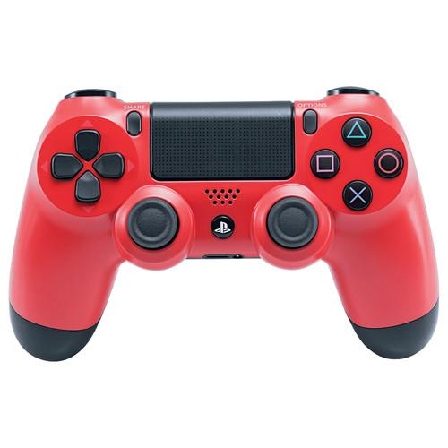 Sony DualShock 4 Wireless Controller (Magma Red) 3000084