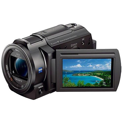 Sony FDR-AX30 4K Ultra HD Handycam Camcorder (64GB, PAL)