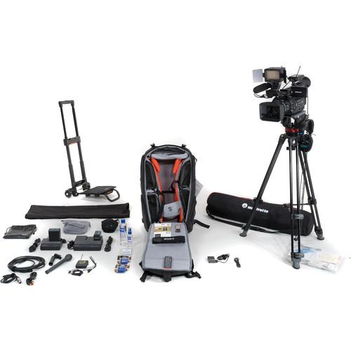 Sony  PXW-X200 Video Journalist Kit VJBK2HCX200