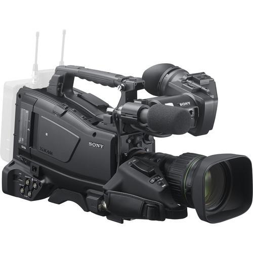 Sony PXW-X400KC 20x Manual Focus Zoom Lens Camcorder PXW-X400KC