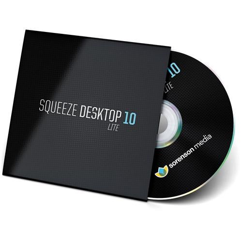 Sorenson Media Squeeze Desktop 10 Lite Encoding 2010L-USB