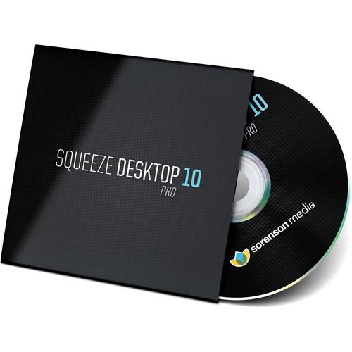 Sorenson Media Squeeze Desktop 10 Standard to 2010P-10S-USB