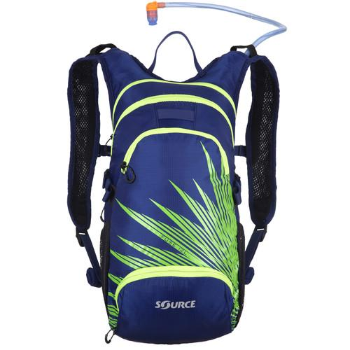 SOURCE Fuse 3 L Hydration Pack (Dark Blue / Green) 2051926402