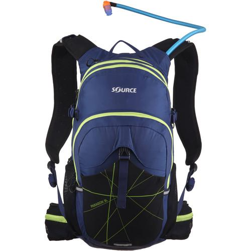 SOURCE Paragon 3 L Hydration Pack (Dark Blue / Green) 2051726403
