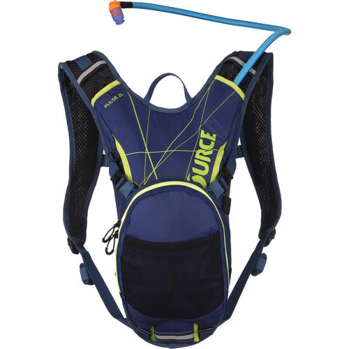 SOURCE Pulse Hydration 2 L Pack (Dark Blue / Green) 2051526402