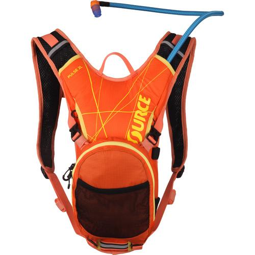 SOURCE Pulse Hydration 2 L Pack (Orange / Yellow) 2051526502