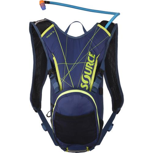 SOURCE Pulse Hydration 3 L Pack (Dark Blue / Green) 2051526403