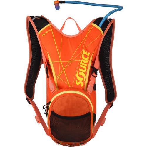 SOURCE Pulse Hydration 3 L Pack (Orange / Yellow) 2051526503